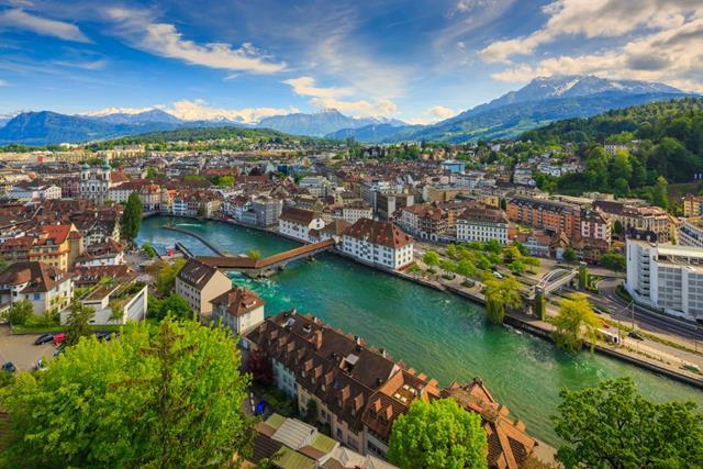 فنادق لوزيرن سويسرا للمسافرون العرب
